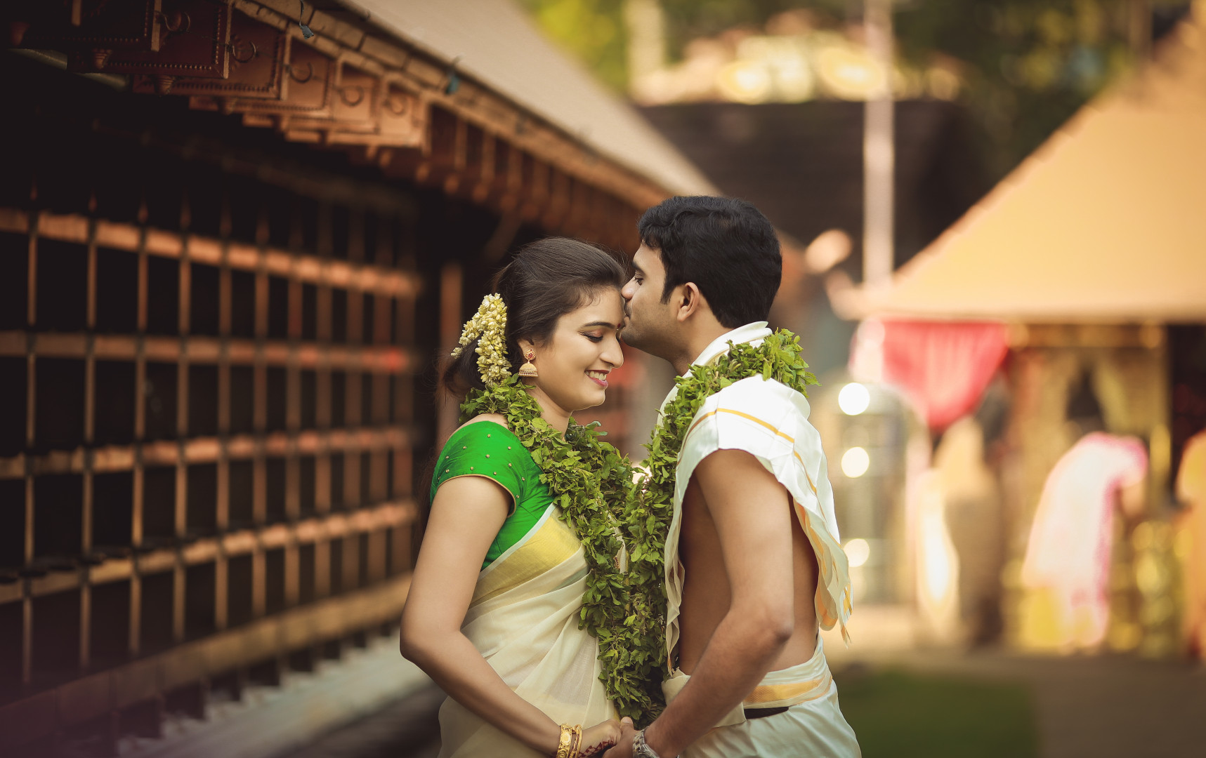 Wedding photography in chalakudy
