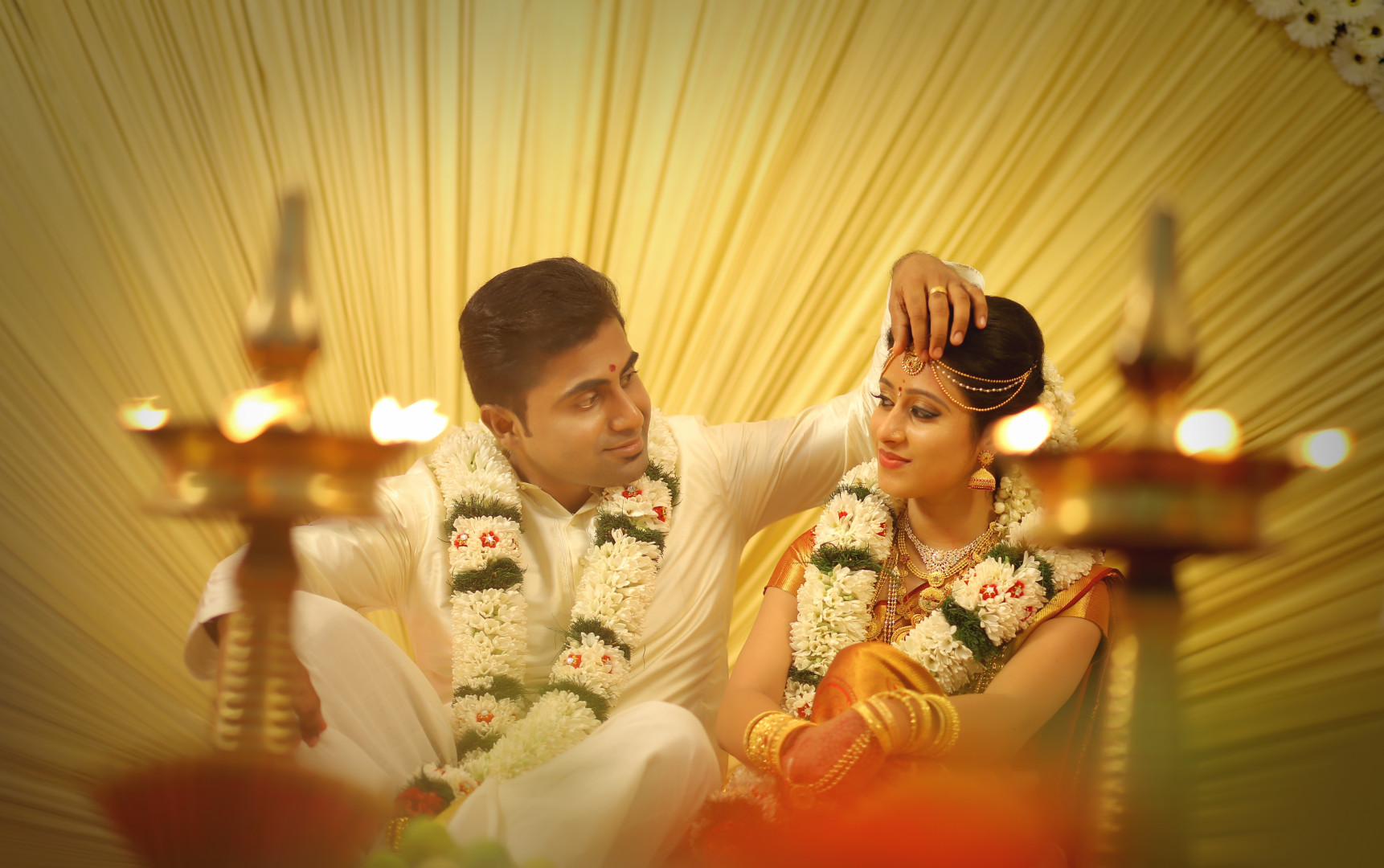 Wedding photography in irinjalakuda