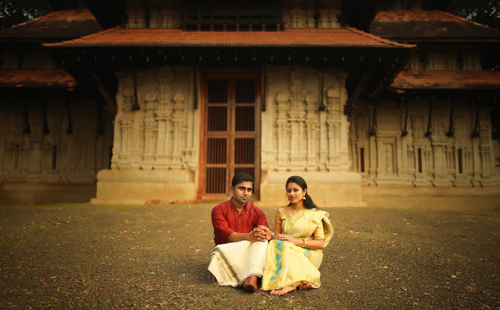 Kerala wedding photography in irinjalakuda
