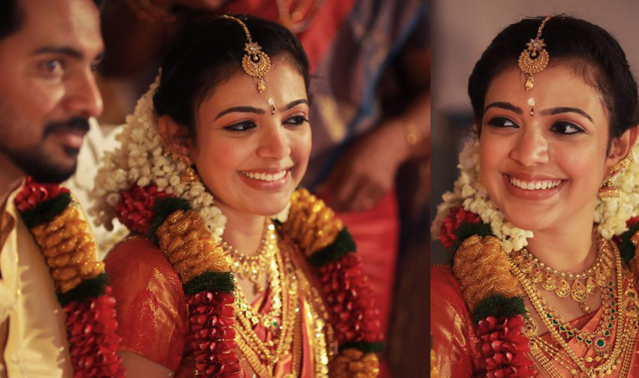 Kerala candid wedding photography in thrissur